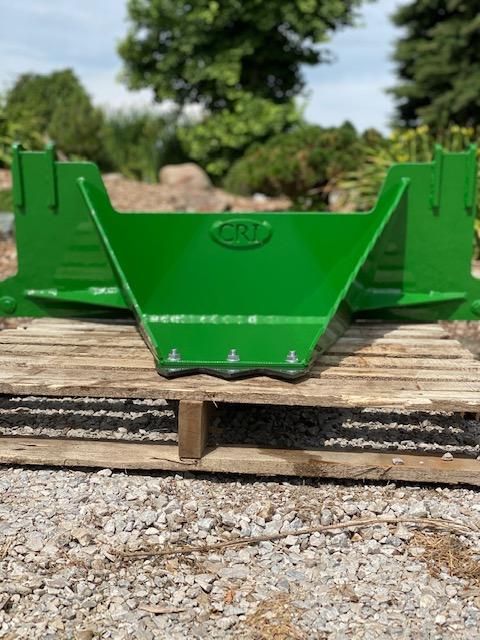 CRI John Deere Sub Compact Stump Bucket